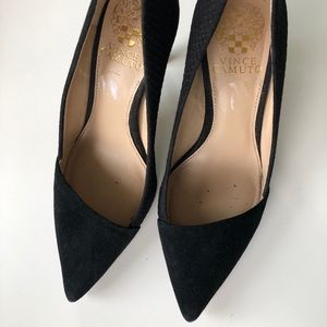 Vince Camuto Pointed Toe Stilettos